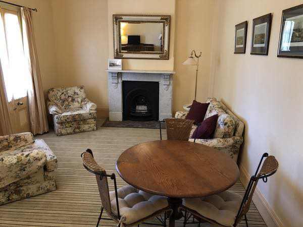 Lounge room upstairs